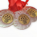 Медаль металлическая